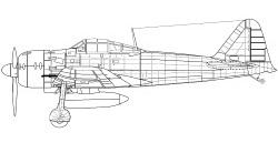 Mitsubishi A6M5 - Model 52