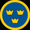 Roundel_Suécia