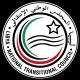 Selo do Conselho Nacional de transição.Líbia