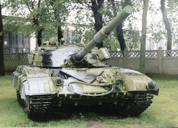 MBT-T-64 - Foto