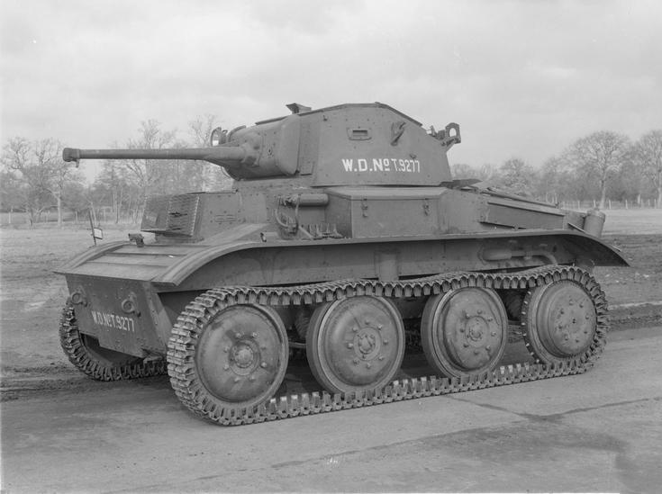 Light Tank Mk VII Tetrarch