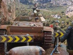 AMX 13 M-56 VCI