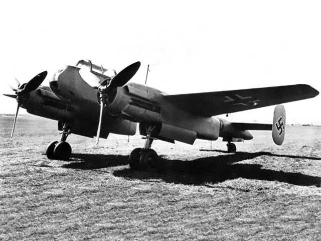 Arado Ar 240