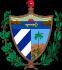 Brasão de armas-Cuba