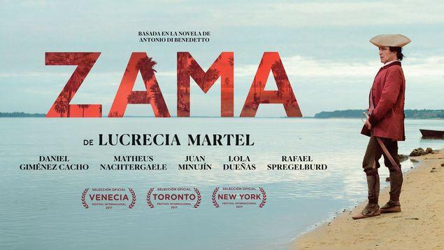 Resultado de imagem para lucrecia martel zama