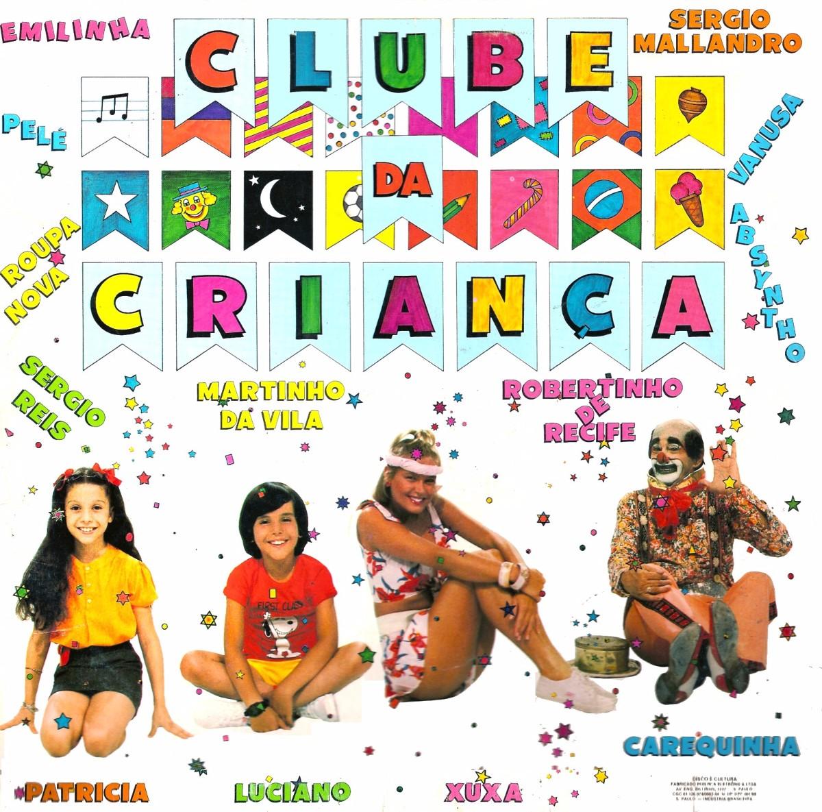 Clube da Criança 1984