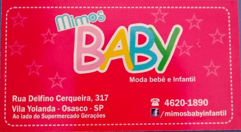 MIMOS BABY MODA BEBÊ E INFANTIL
