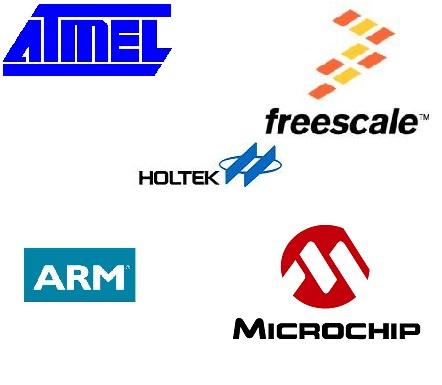 fabricantes de Microcontroladores