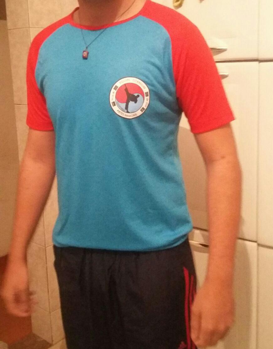 Camisa da Equipe Titanium Artes Marciais