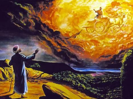 Vocação de Eliseu