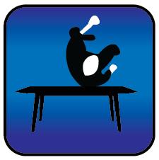 Rolar Sobre a Mesa