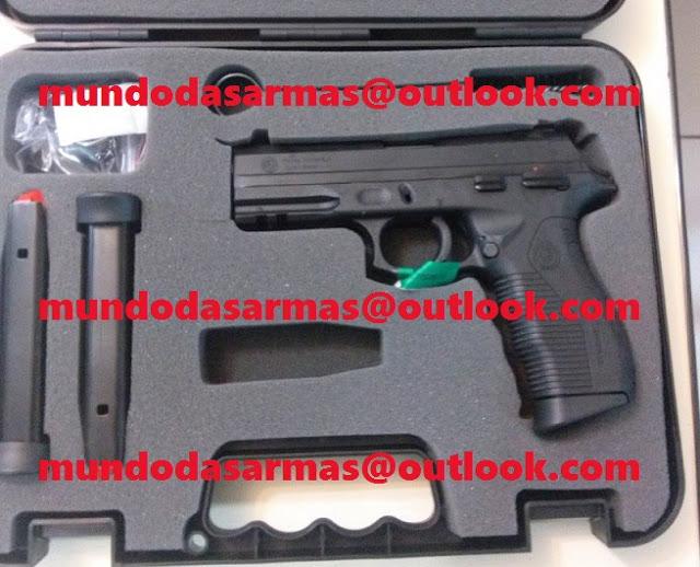 Pistola Taurus PT 838 calibre 380