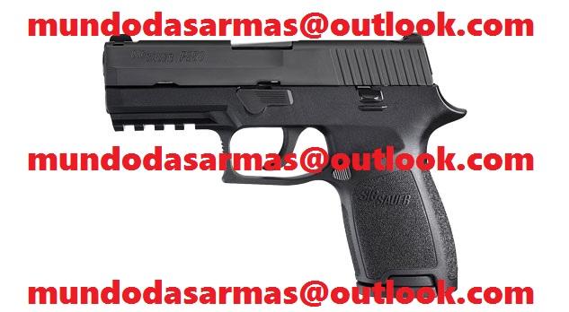 Pistola Sig Hauer P250 subcompacta