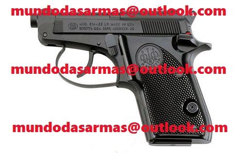 Pistola Beretta 21 Bobcat calibre 22 LR