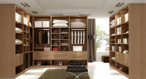 Dormit rios e closets for Closet de dormitorio