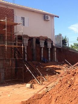 Reforço de Fundação Novo Horizonte sp