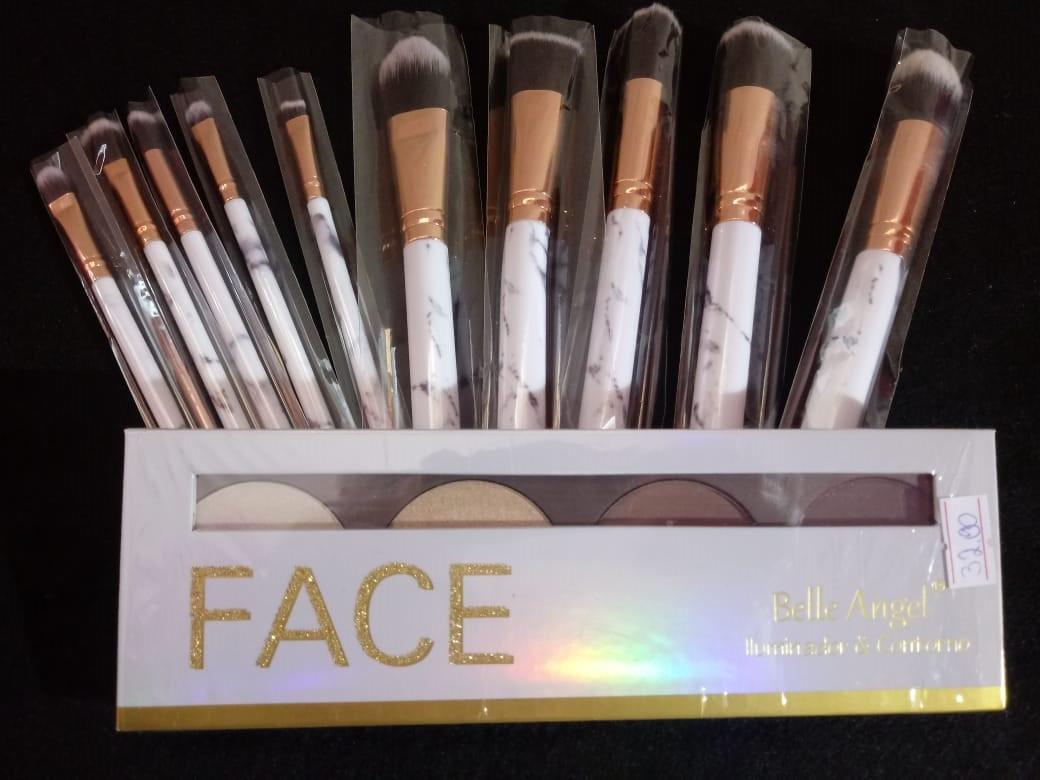 Promoção Maquiagem mais Paleta