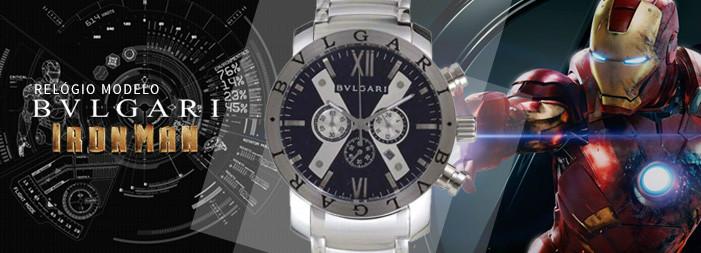 6c0dc8ad9dd Bvlgari Iron Man. Os relógios desta marca italiana tão especial são de uma  joalheria que só comercializa objetos de luxo e que foi fundada em 1884