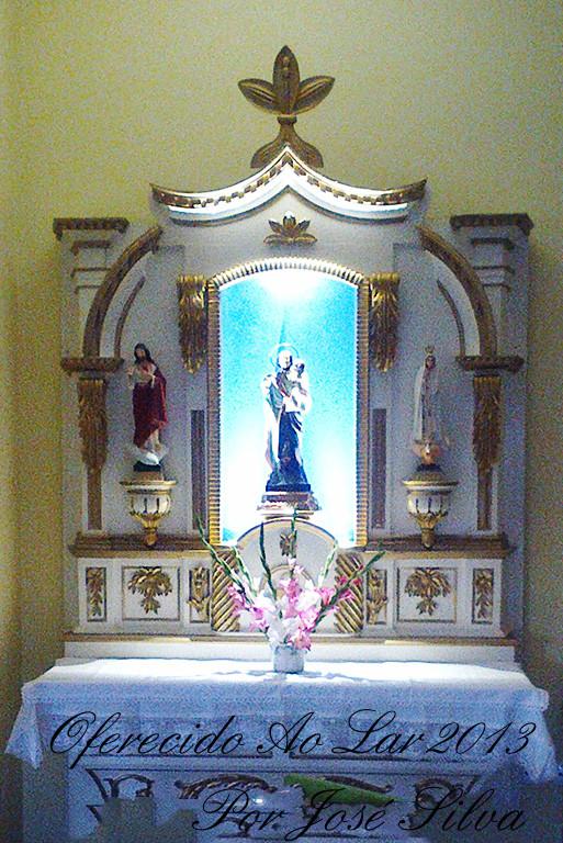 Altar São João da Relvas