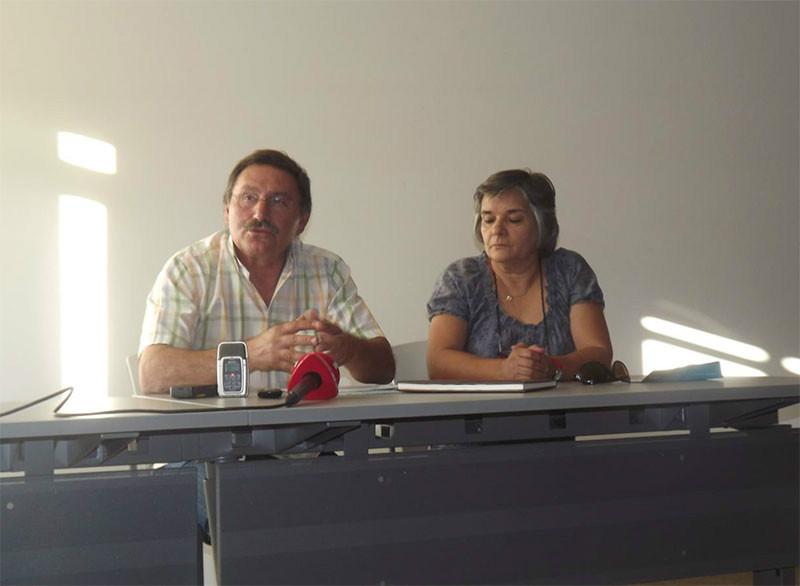 José Rito e Gabriela Carvalho