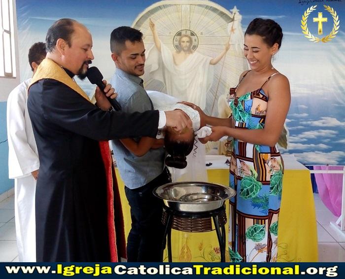 Batismo Criança