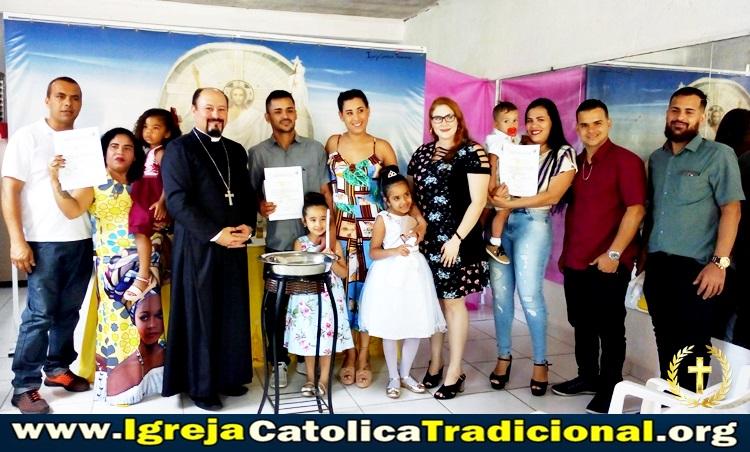 Batismo e Familias