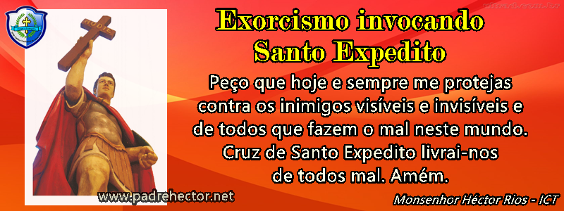 Exorcismo de S Expedito