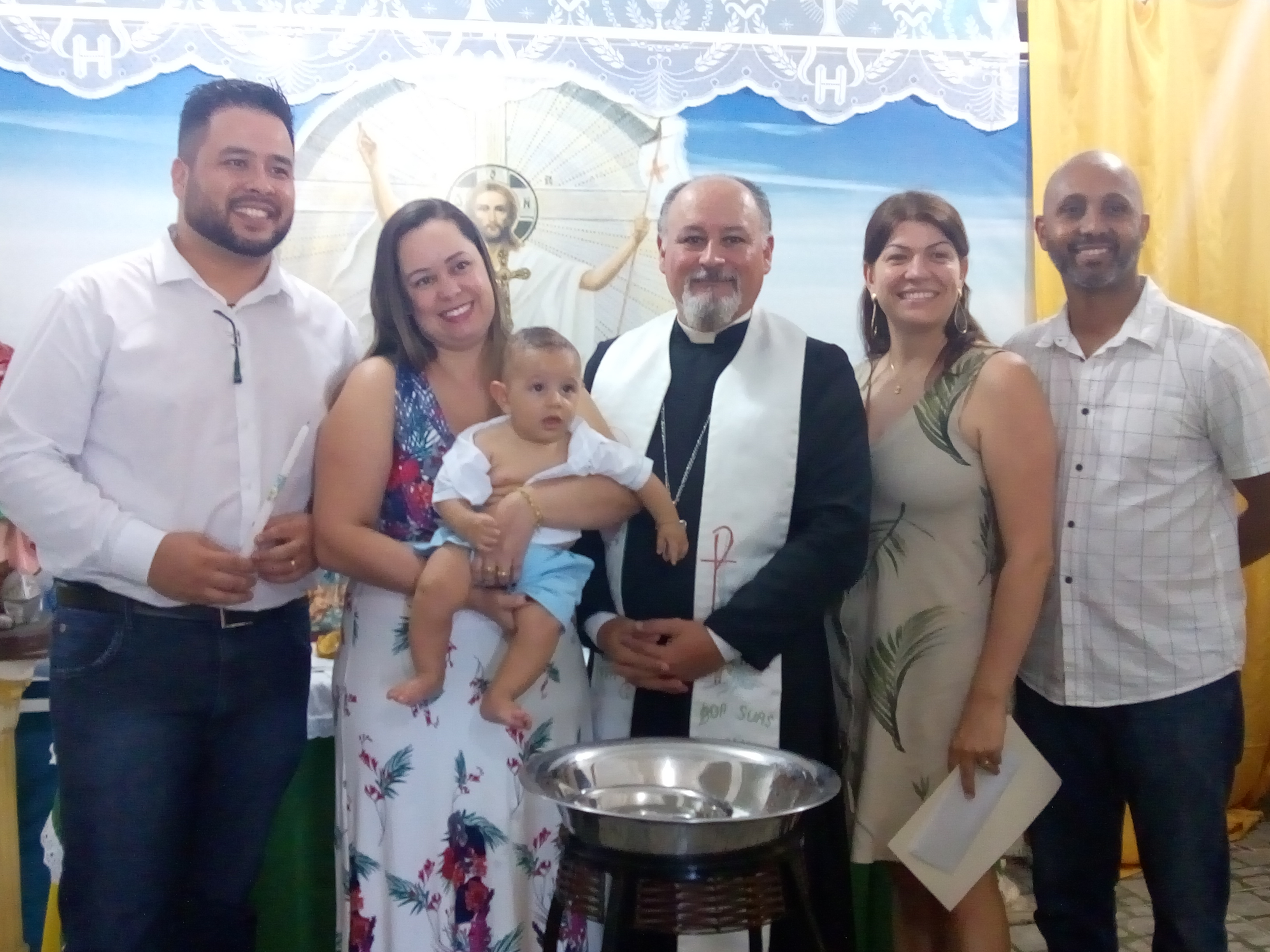 Batismo II