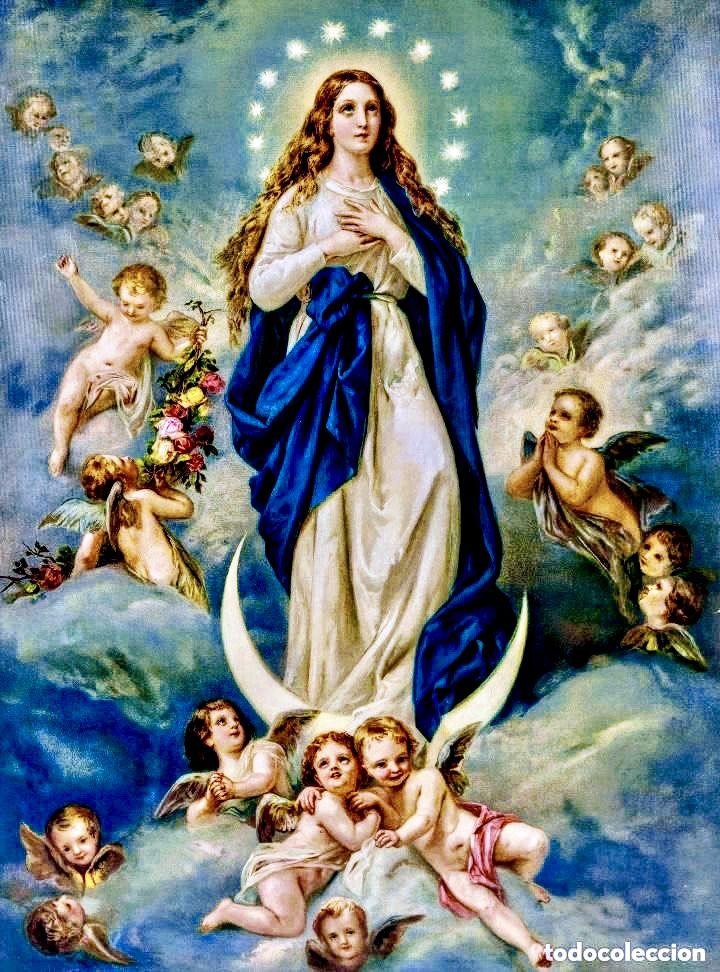Virgem Maria Imaculada