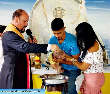 Batismo para todos