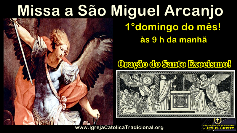 São Miguel Missa