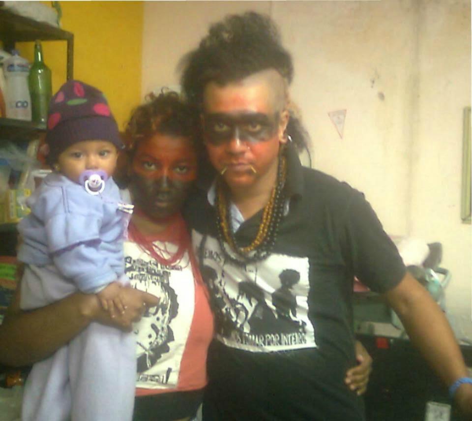 frente de libertação da humanidade amazonica