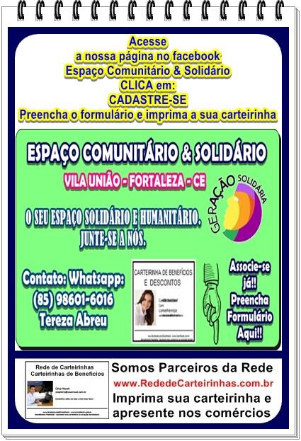Vila União - Fortaleza CE