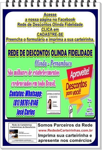 Adesivo Olinda