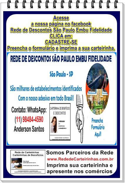Adesivo São Paulo