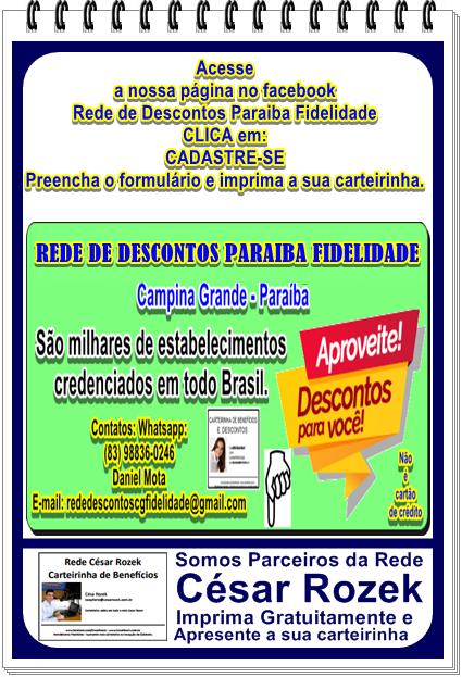 Adesivo Paraíba