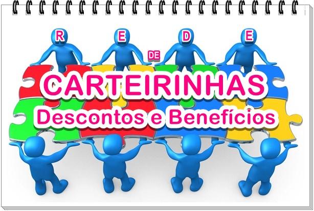 Redes de Carteirinhas do Brasil.