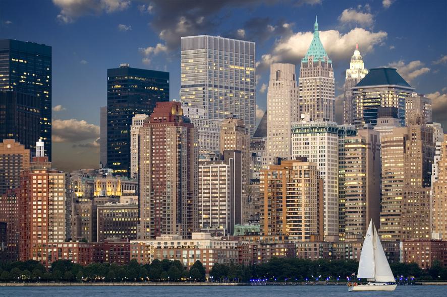 Cidade de Nova Iorque, EUA.