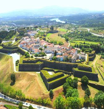 Praça forte de Valença.