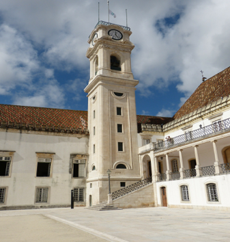 Universidade de Coimbra, Portugal.