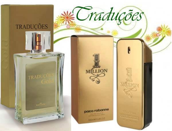 Perfume 1 Miliion vidro e preço brasileiro só 100,00