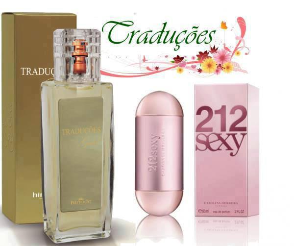 Compre Perfume 212 sexy Importado Hinode 100,00