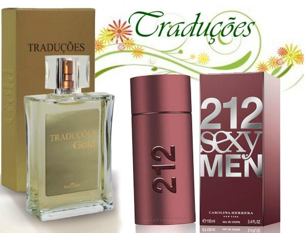 Compre Perfume Importado 212 Sexy Men Hinode Masculino por 100,00