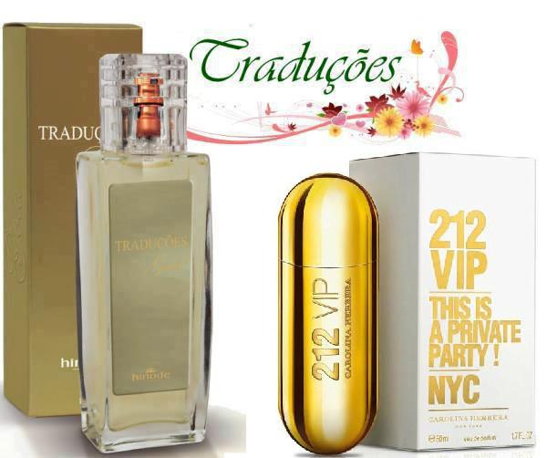 Compre Perfume 212 Vip CH Importado Hinode por 100,00