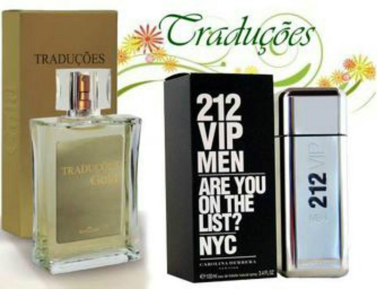 Compre Perfume Importado 212 Vip Men Hinode por 100,00 de 100ml