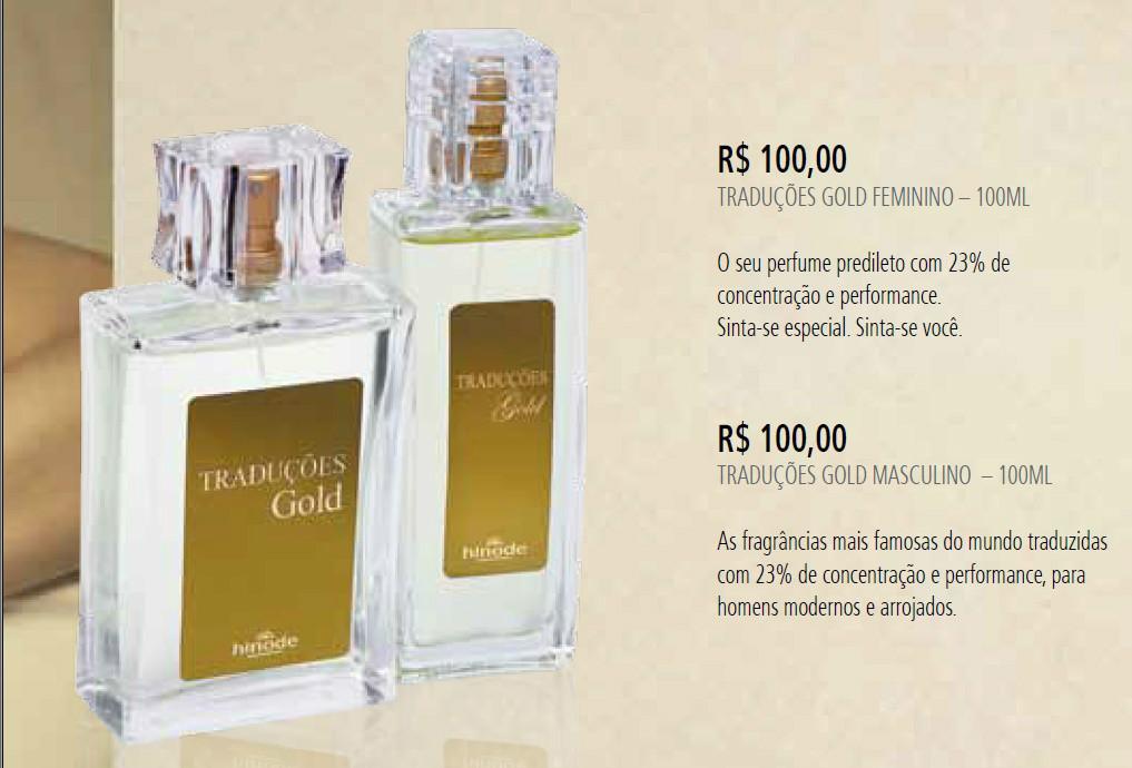 Perfume Importado Grife Hinode 100ml