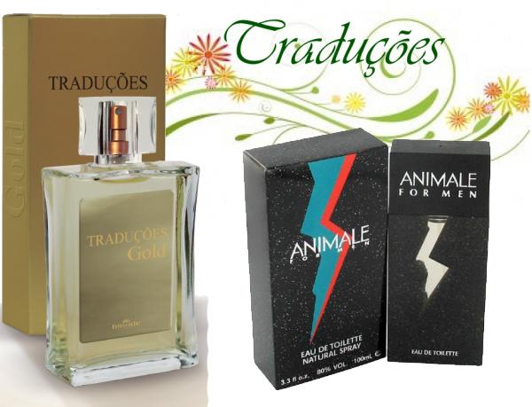 Compre Perfume Animale For Man Importado Hinode por 100,00