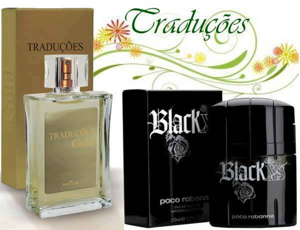 Compre Perfume Importado Black XS Grife Hinode, 100,00