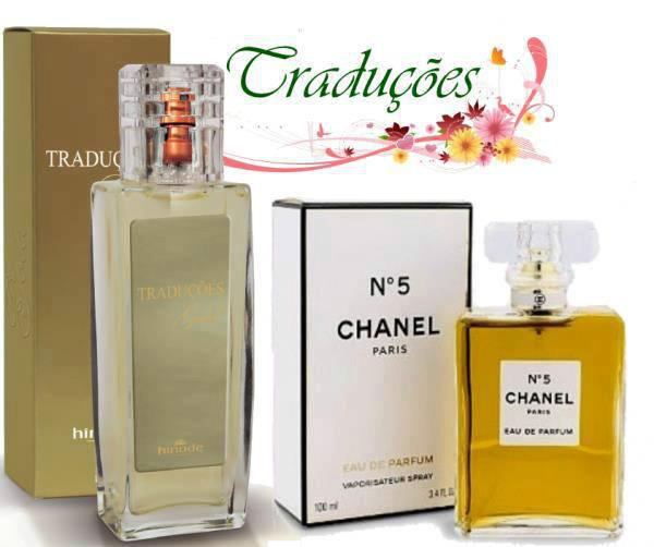 Compre Perfume Chanel 5 valor 100,00