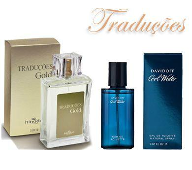 Compre Perfume Cool Water Importado Hinode por 100,00